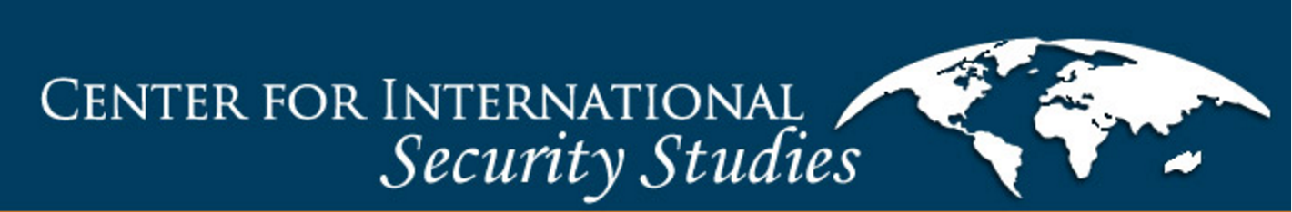 Center for International Security Studies Princeton CISS Logo